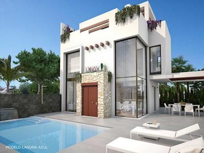 2 bedroom Villa for sale in Playa Honda with pool - € 329,000 (Ref: 3323658)