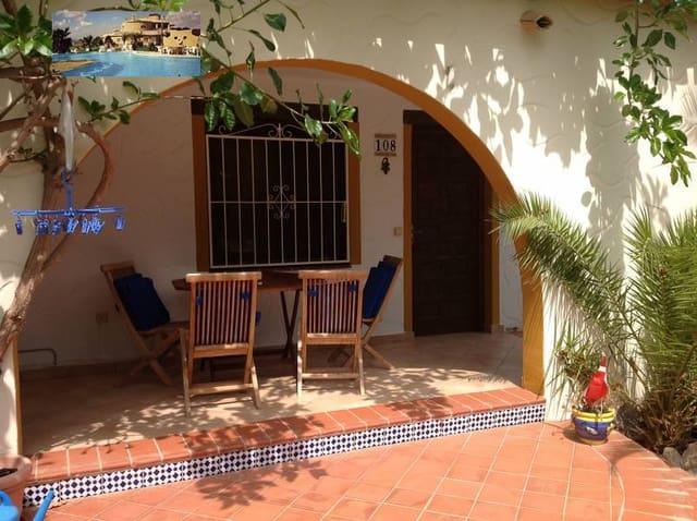 Bungalow de 1 habitación en Ciudad Quesada en alquiler vacacional - 455 € (Ref: 4950753)
