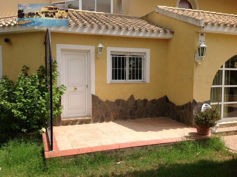 2 Zimmer Ferienbungalow in Ciudad Quesada - 630 € (Ref: 4950757)