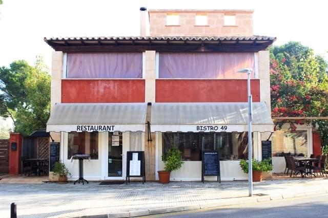 3 chambre Restaurant/Bar à vendre à El Toro / Port Adriano avec piscine - 1 800 000 € (Ref: 3118826)