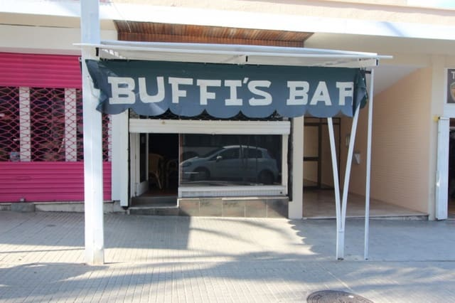 Restaurant/Bar til salgs i Cala Mayor - € 40 000 (Ref: 4919721)