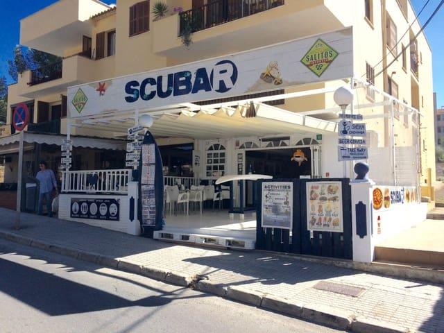 Restaurant/Bar à vendre à Santa Ponsa - 59 000 € (Ref: 5070869)