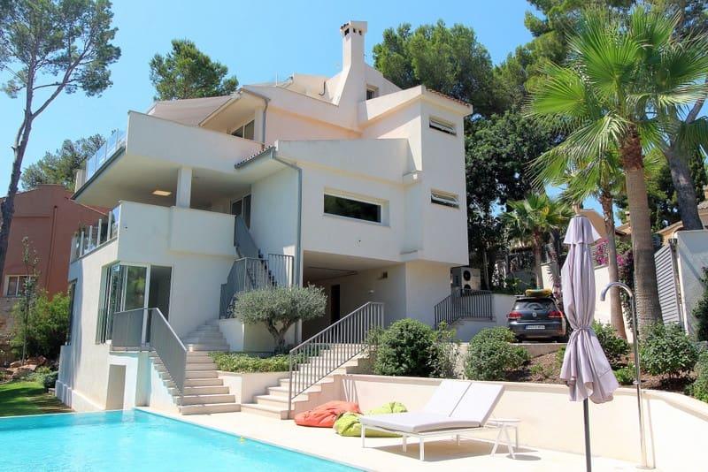 4 chambre Villa/Maison à vendre à Cas Catala avec piscine - 2 480 000 € (Ref: 5433018)