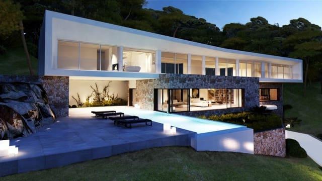 4 bedroom Villa for sale in Portals Vells with pool - € 2,800,000 (Ref: 5708680)