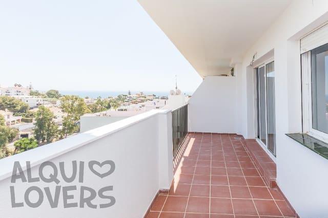 2 Bedroom Apartment For Rent In Torrenueva With Pool 600 Ref