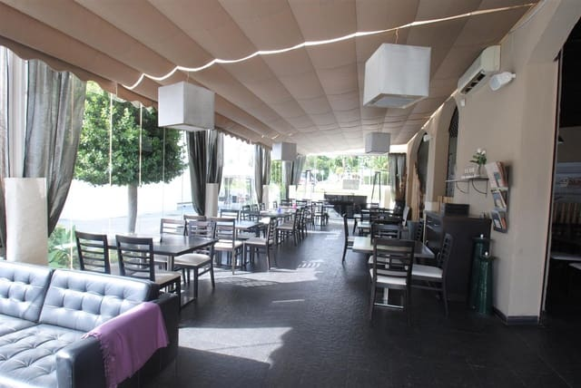 Restaurant/Bar for sale in Marbella - € 1,100,000 (Ref: 5052307)