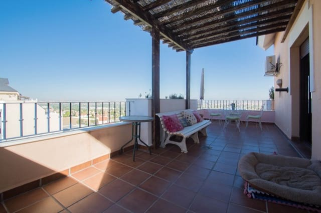 2 bedroom Penthouse for sale in Monachil with garage - € 175,000 (Ref: 5874146)
