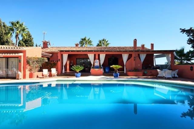 12 Zimmer Gewerbe zu verkaufen in Golden Mile mit Pool - 2.900.000 € (Ref: 5828541)