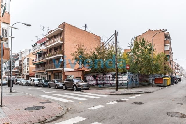 Byggegrund til salg i Madrid by - € 599.000 (Ref: 5853958)