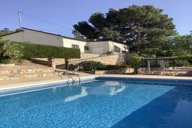 3 makuuhuone Huvila myytävänä paikassa Novelda mukana uima-altaan  autotalli - 300 000 € (Ref: 4663703)
