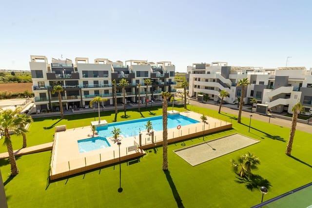 2 makuuhuone Bungalow myytävänä paikassa Guardamar del Segura mukana uima-altaan - 158 000 € (Ref: 4663704)