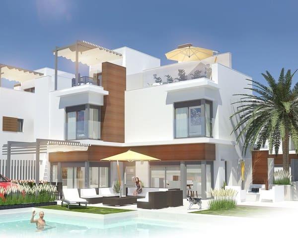 Pareado de 3 habitaciones en San Javier en venta con piscina - 310.000 € (Ref: 5884343)