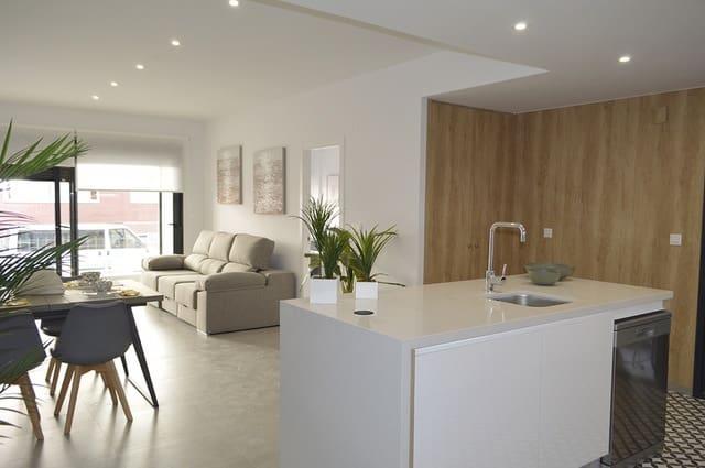 3 makuuhuone Huoneisto myytävänä paikassa Bigastro mukana  autotalli - 113 000 € (Ref: 6350781)