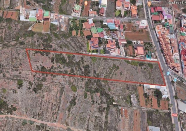 Bauplatz zu verkaufen in La Esperanza - 450.000 € (Ref: 4734602)
