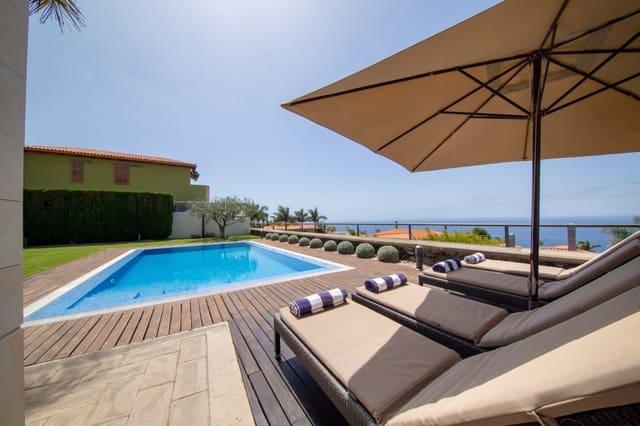 Chalet de 3 habitaciones en Tacoronte en venta con piscina garaje - 560.000 € (Ref: 4757515)