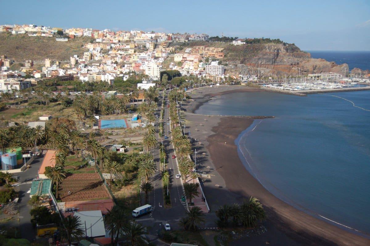 Działka budowlana na sprzedaż w San Sebastian de la Gomera - 59 000 € (Ref: 4777682)