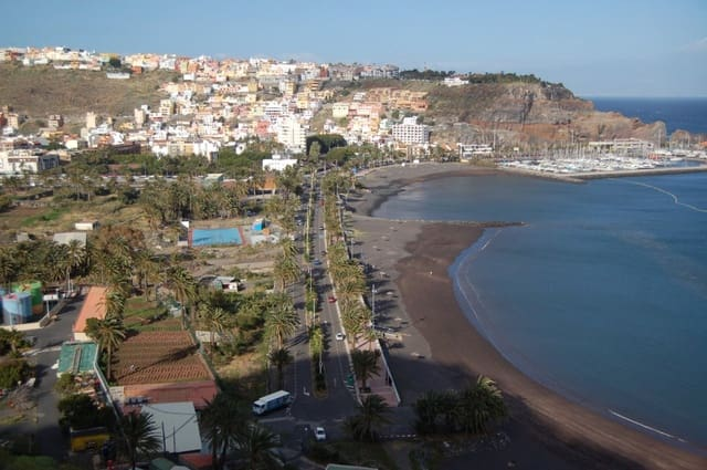 Building Plot for sale in San Sebastian de la Gomera - € 59,000 (Ref: 4777682)