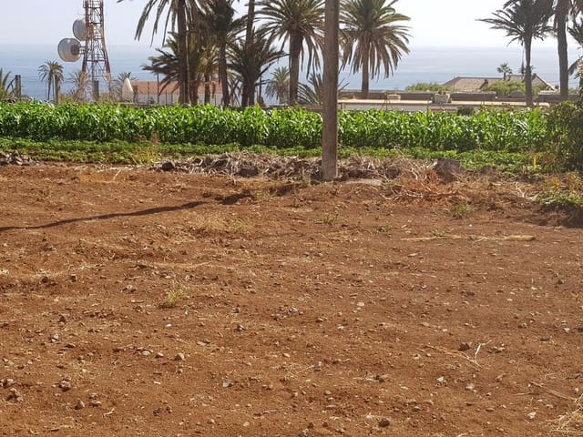 Building Plot for sale in San Sebastian de la Gomera - € 750,000 (Ref: 4920686)
