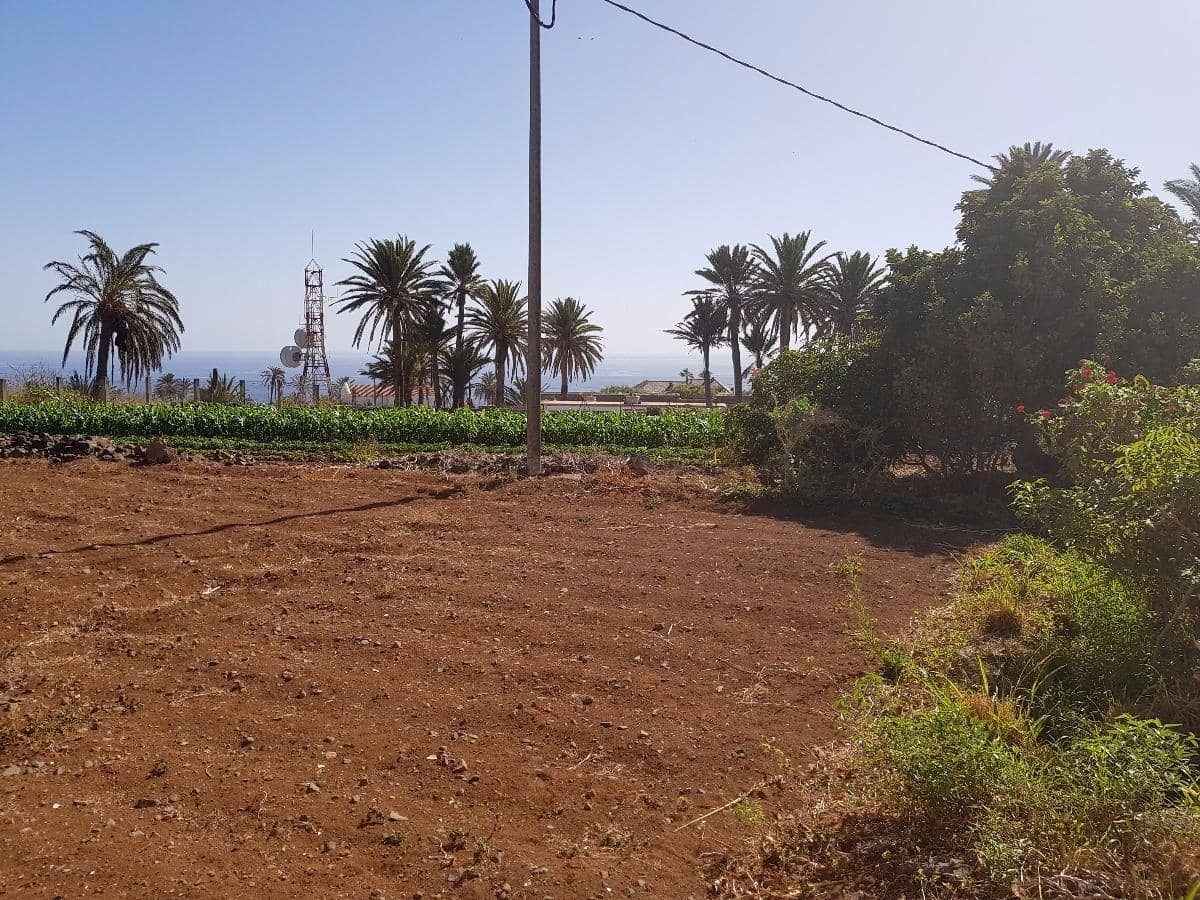 Byggegrund til salg i San Sebastian de la Gomera - € 750.000 (Ref: 4920686)