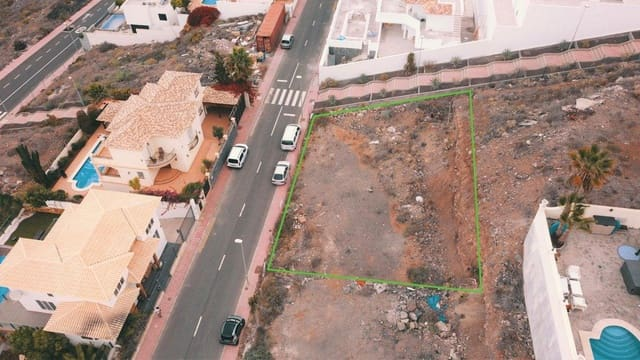 Building Plot for sale in Roque del Conde - € 360,000 (Ref: 4964175)