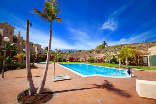4 soveværelse Rækkehus til leje i Amarilla Golf med garage - € 1.500 (Ref: 5146744)