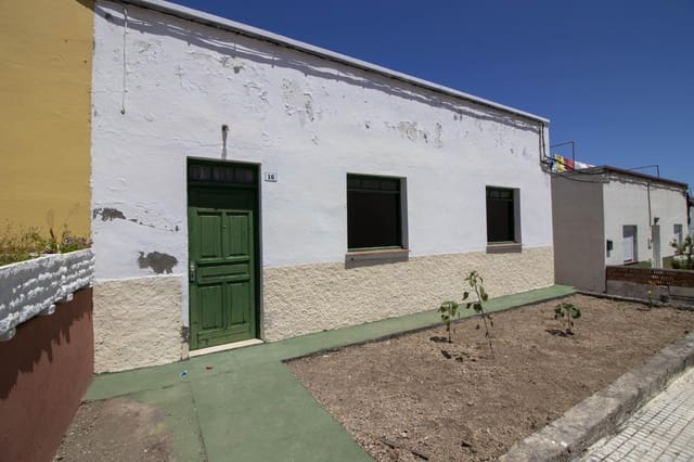 2 sovrum Radhus till salu i Guimar - 72 000 € (Ref: 5162487)
