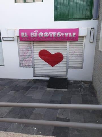 Kommersiell til salgs i Playa San Juan - € 99 000 (Ref: 5243950)