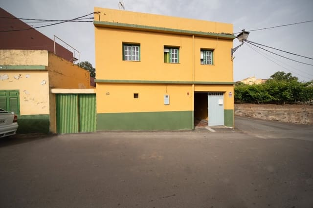 4 sovrum Radhus till salu i El Sauzal med garage - 138 000 € (Ref: 5433236)