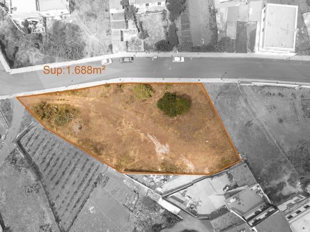 Byggetomt til salgs i Tegueste - € 295 000 (Ref: 5577327)
