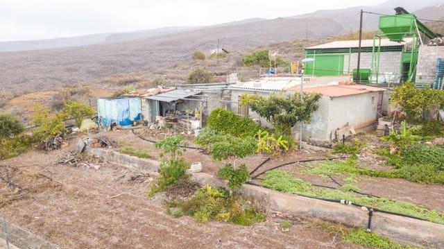 2 soverom Finca/Herregård til salgs i San Sebastian de la Gomera - € 99 000 (Ref: 5671770)