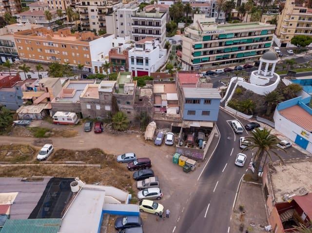 Tomt till salu i Puerto de la Cruz - 228 000 € (Ref: 6176079)