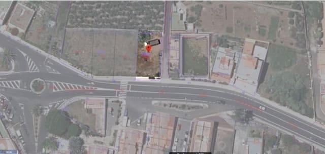 Building Plot for sale in Buenavista del Norte - € 71,500 (Ref: 6176308)