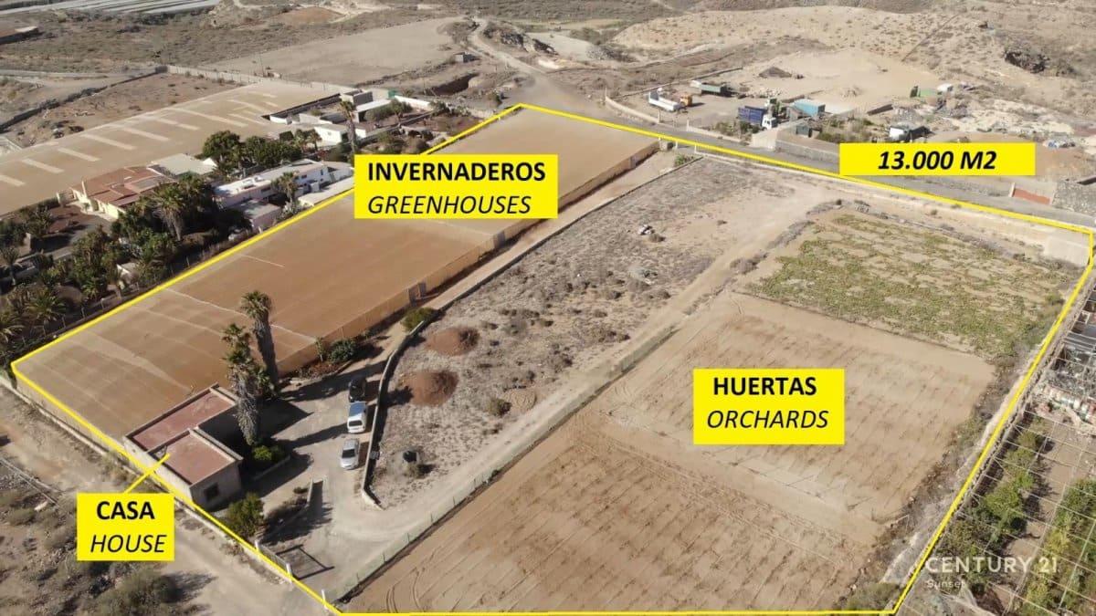 Grunde uden byggetilladelser til salg i Cruz de Tea - € 229.900 (Ref: 6176511)