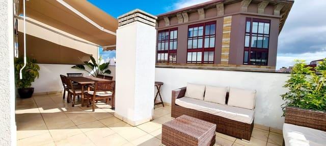 1 quarto Penthouse para arrendar em Santa Cruz de Tenerife com garagem - 850 € (Ref: 6264669)
