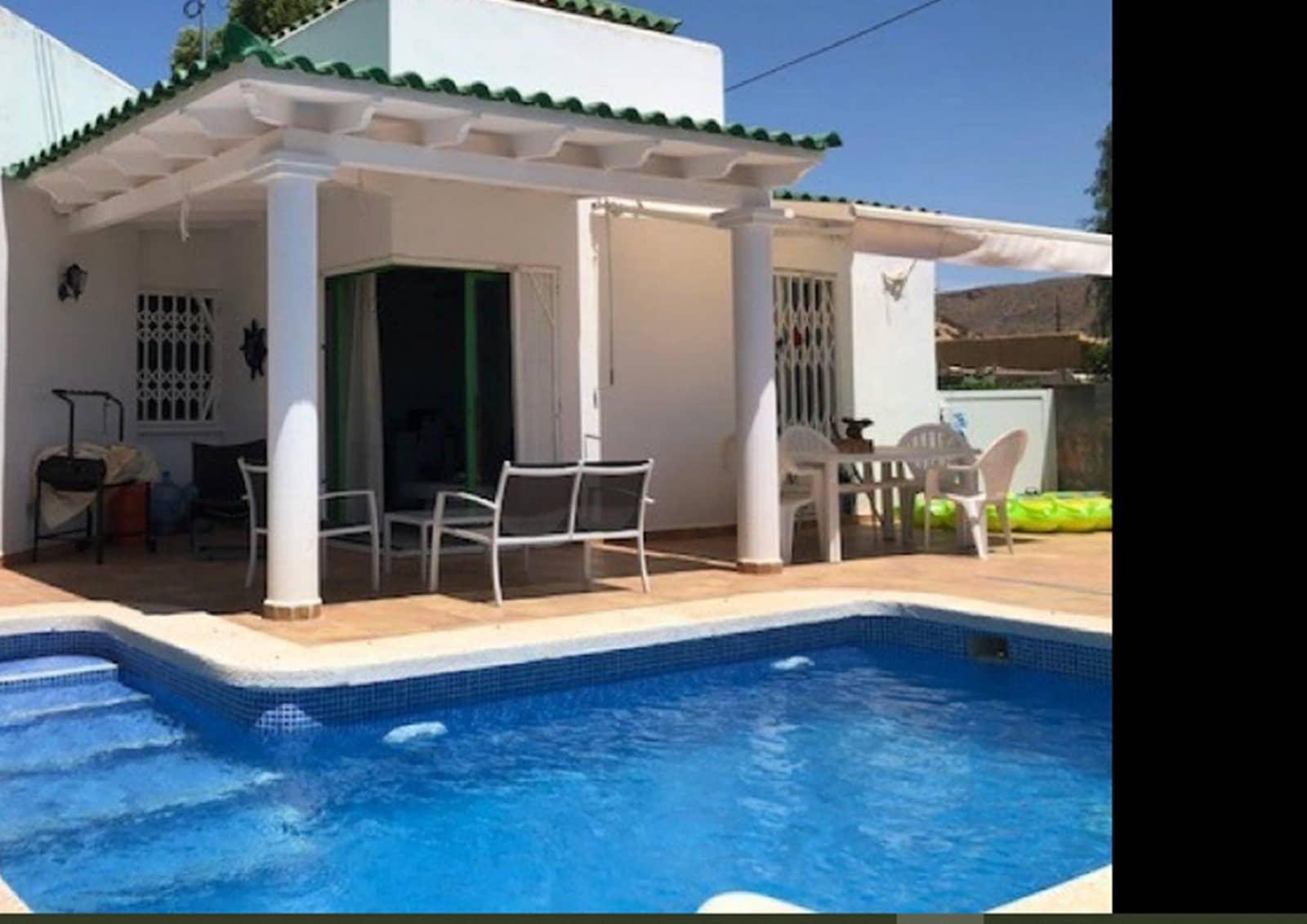 Pareado de 2 habitaciones en San Juan de los Terreros en venta con piscina - 139.000 € (Ref: 4966550)