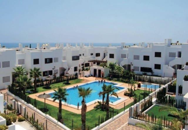 2 camera da letto Appartamento sulla Spiaggia da affitare come casa vacanza in San Juan de los Terreros - 400 € (Rif: 6090001)