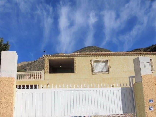 4 chambre Bungalow à vendre à Orxeta avec piscine - 262 900 € (Ref: 5392187)