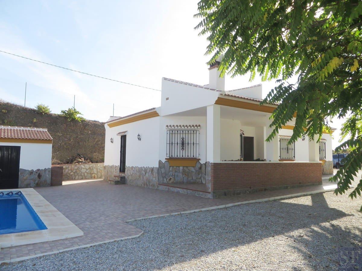 3 bedroom Villa for sale in Canillas de Albaida with pool - € 269,000 (Ref: 3306644)