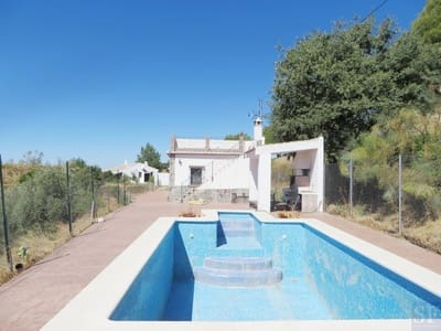 3 bedroom Villa for sale in Sedella with pool - € 149,000 (Ref: 3306866)