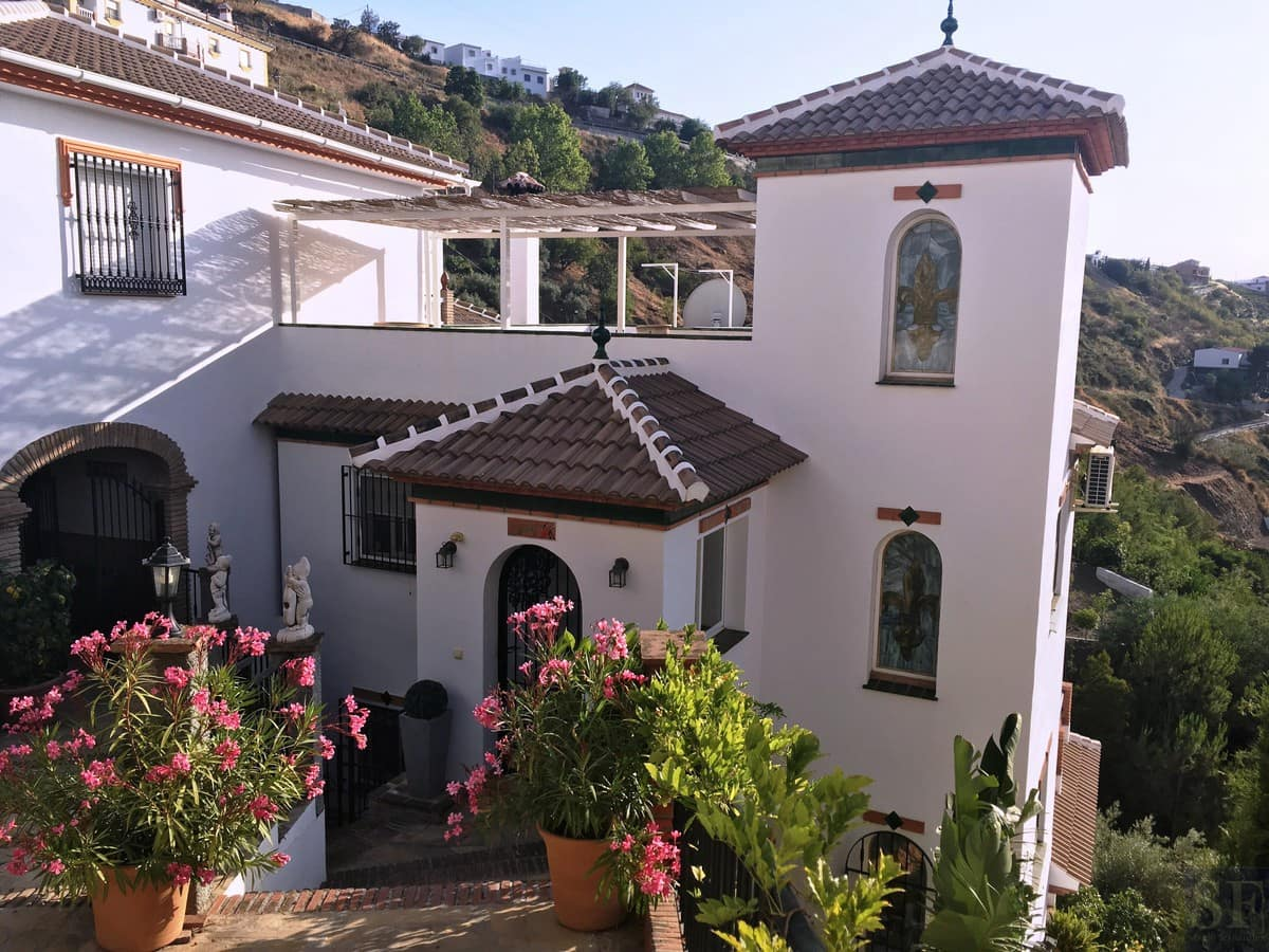 1 bedroom Apartment for holiday rental in Competa - € 420 (Ref: 3307008)
