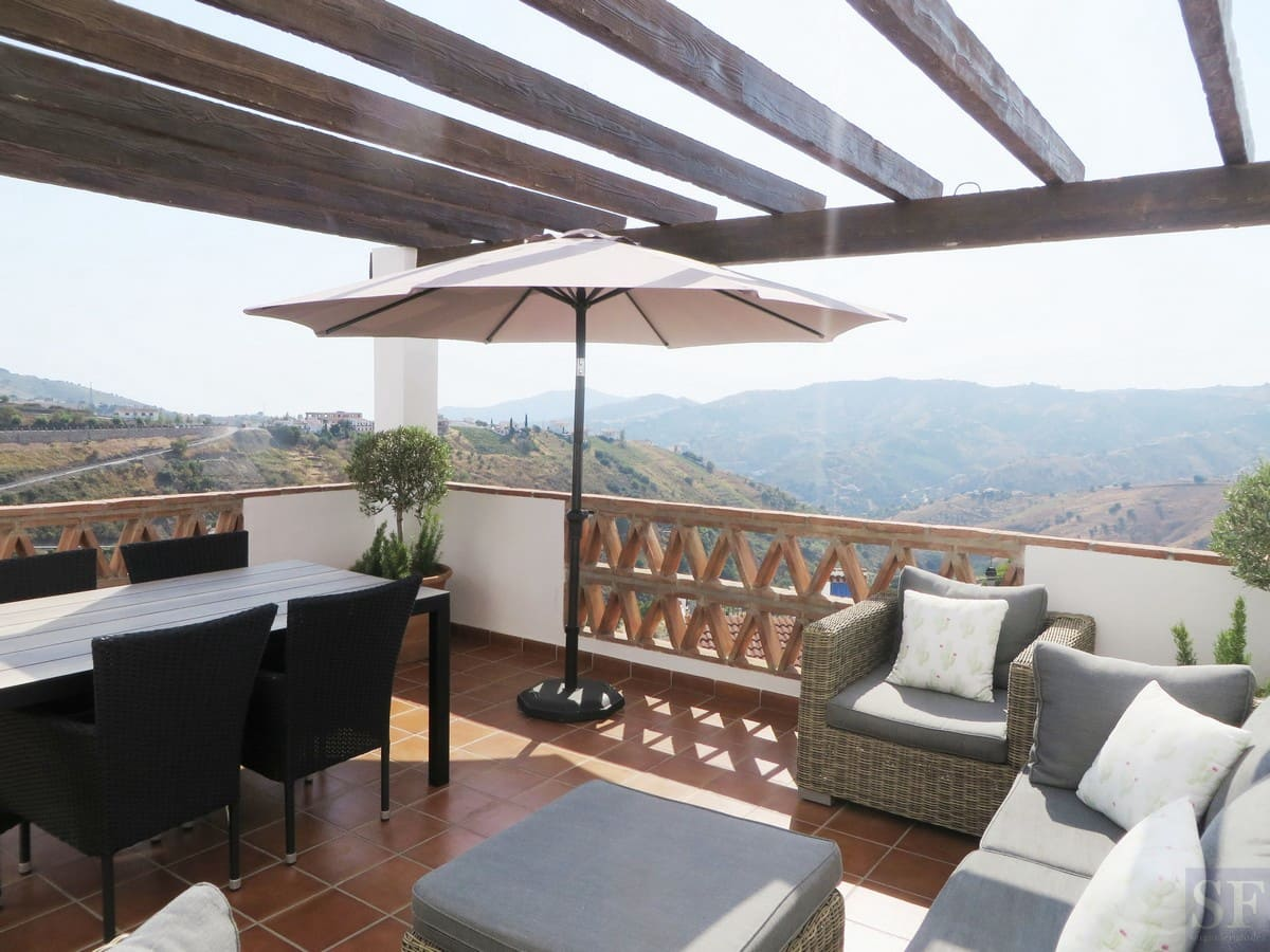 3 bedroom Apartment for holiday rental in Competa - € 630 (Ref: 3307011)
