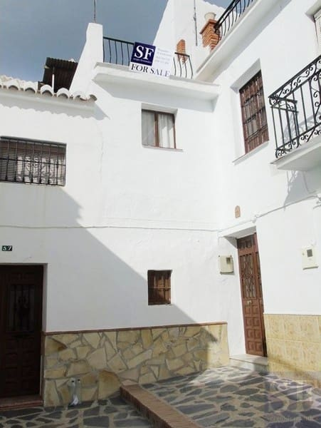 2 bedroom Townhouse for sale in Canillas de Aceituno - € 62,000 (Ref: 4534795)