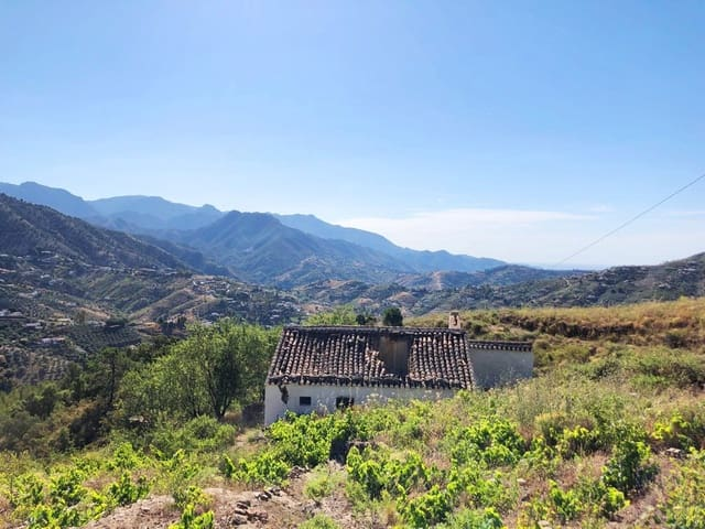 Undeveloped Land for sale in Competa - € 229,000 (Ref: 4651460)