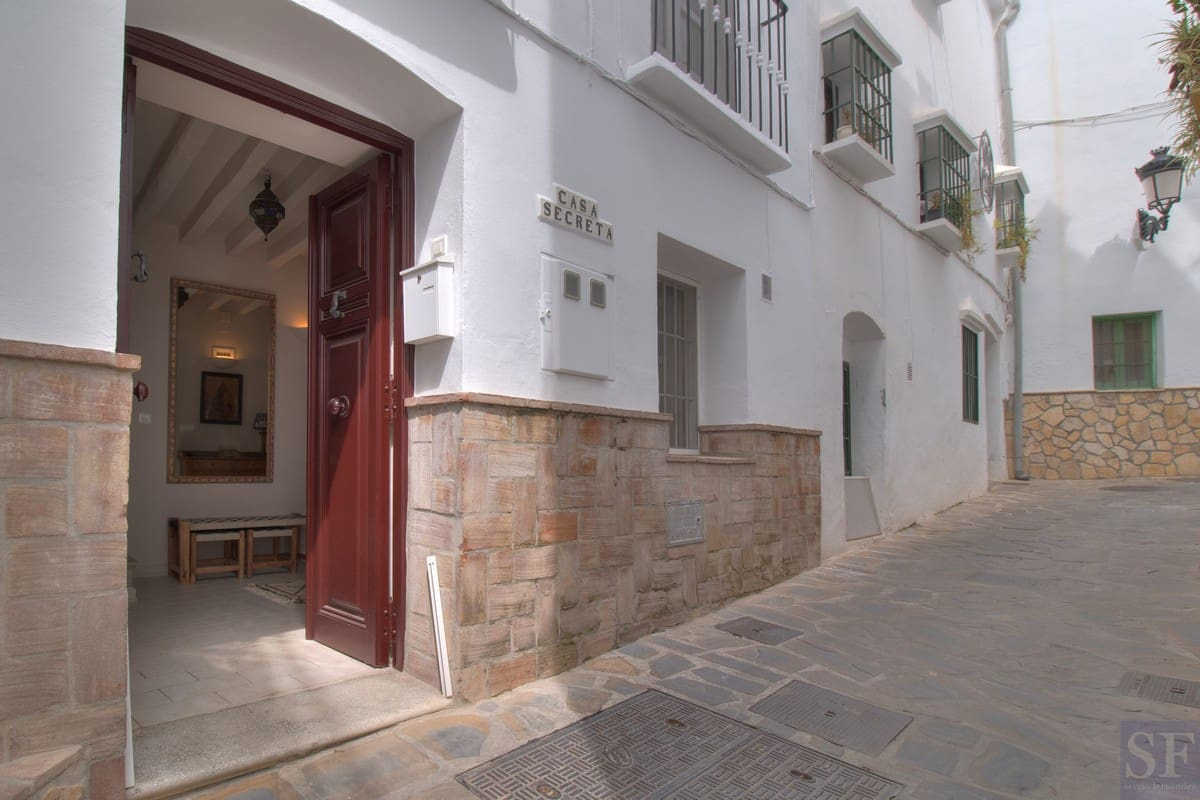 3 bedroom Townhouse for holiday rental in Competa - € 630 (Ref: 4721472)