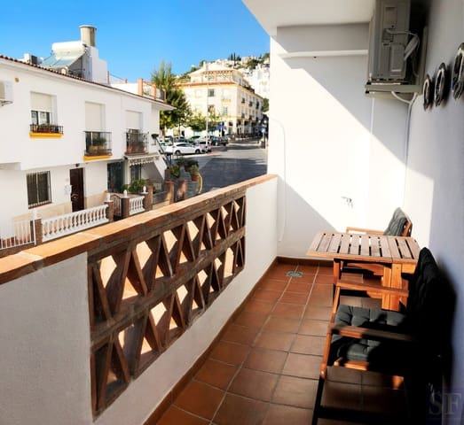 2 bedroom Apartment for holiday rental in Competa - € 700 (Ref: 5047595)