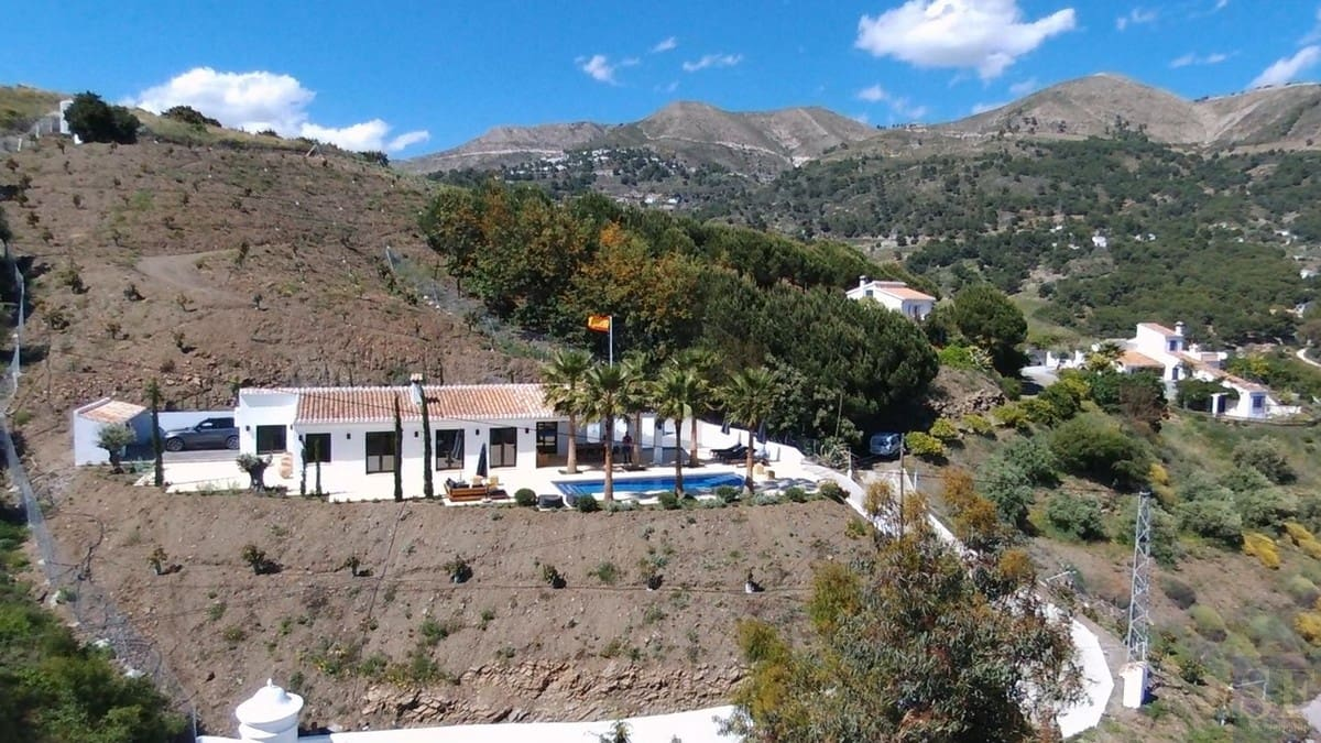 2 bedroom Villa for holiday rental in Competa with pool - € 1,445 (Ref: 6156248)