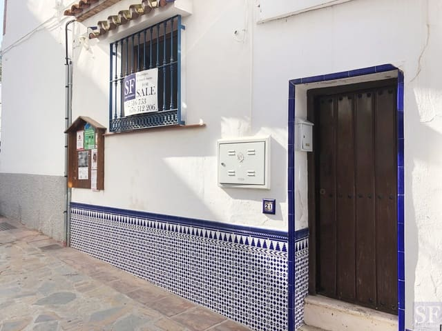 1 bedroom Townhouse for sale in Sayalonga - € 50,000 (Ref: 6243500)