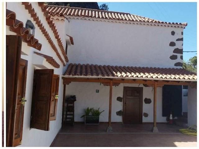 Finca Casa Rural De 5 Habitaciones En Fataga En Venta 310 000