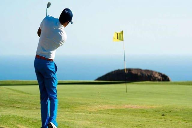 Tomt till salu i Salobre Golf - 420 000 € (Ref: 5040369)