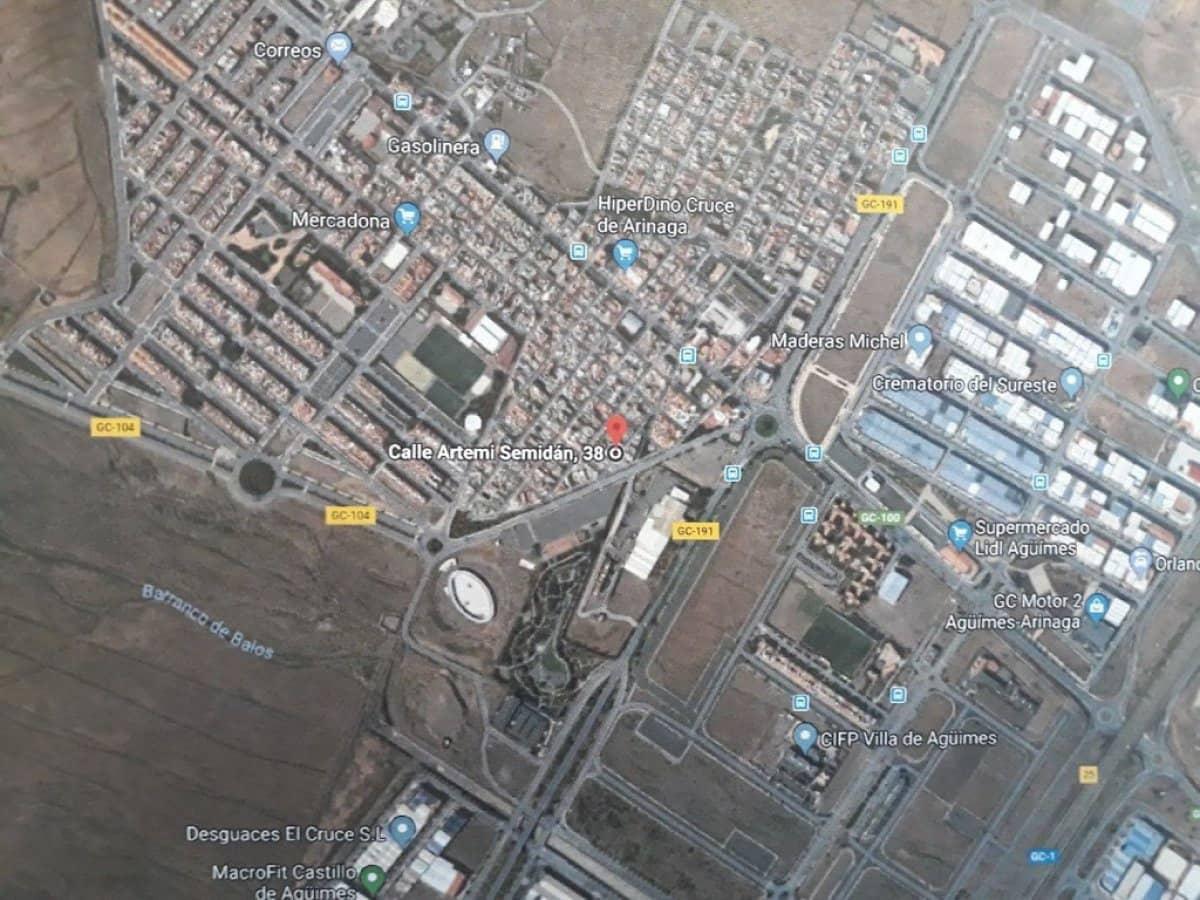 Solar/Parcela en Cruce de Arinaga en venta - 56.000 € (Ref: 5040413)